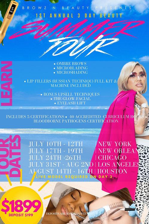 SUMMER TOUR 2021
