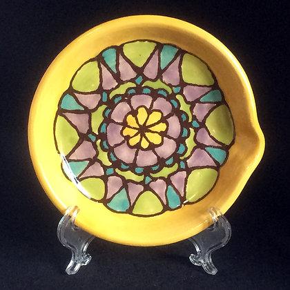 Happy Mandala Little Plate