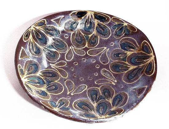 Flower Redstone Platter - Medium