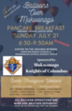 Pancake 11x17 Poster.png