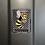 """Thumbnail: Plakette für die Kaskade """"Crazy Wasp Carbon schwarz"""""""