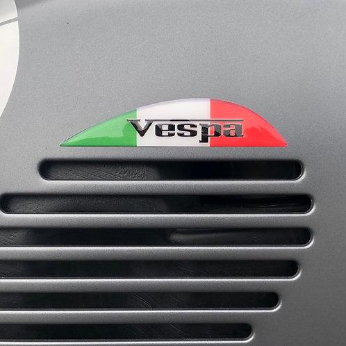 "Plakette Lüftungsgitter ""Vespa"""