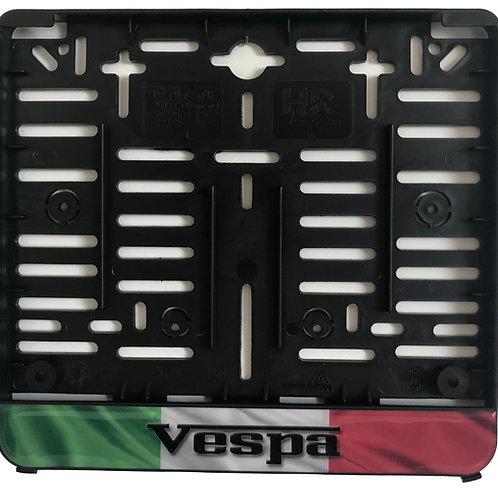 Kennzeichenhalterung VESPA (für österr. Kennzeichen!!)