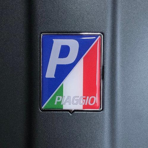 """Plakette für die Kaskade """"Modern Original Italo/Blue"""""""
