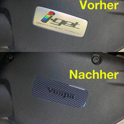 """""""i-get""""- Plaketten Ersatz"""