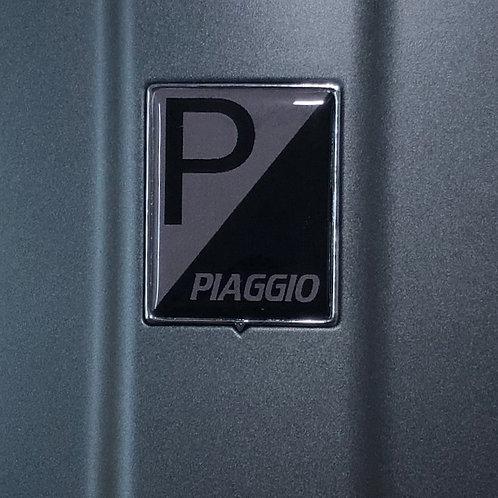 """Plakette für die Kaskade """"Modern Original grey/black- Variante"""""""