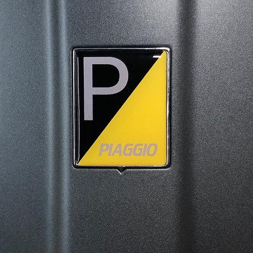 """Plakette für die Kaskade """"Modern Original black/yellow- Variante"""""""