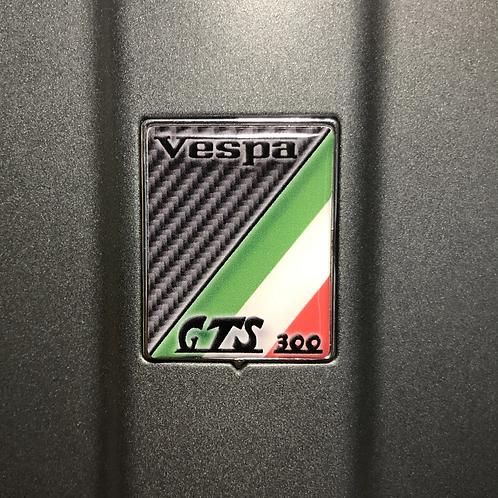 """Plakette für die Kaskade """"Carbon - Italo"""""""