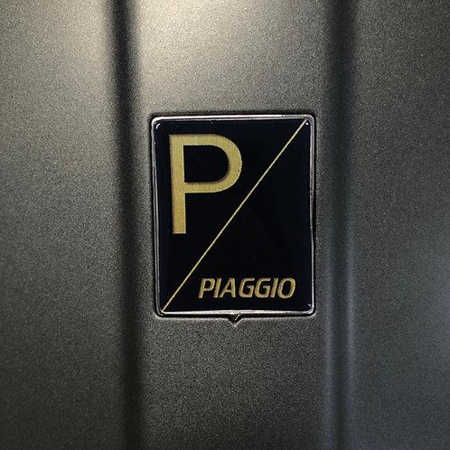 """Plakette für die Kaskade """"Modern Original black/gold"""""""