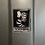 """Thumbnail: Plakette für die Kaskade """"Crazy Wasp schwarz/weiß"""""""