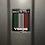 """Thumbnail: Plakette für die Kaskade """"Made in Italy"""""""