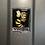 """Thumbnail: Plakette für die Kaskade """"Crazy Wasp Retro schwarz"""""""
