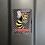 """Thumbnail: Plakette für die Kaskade """"Crazy Wasp Carbon rot"""""""
