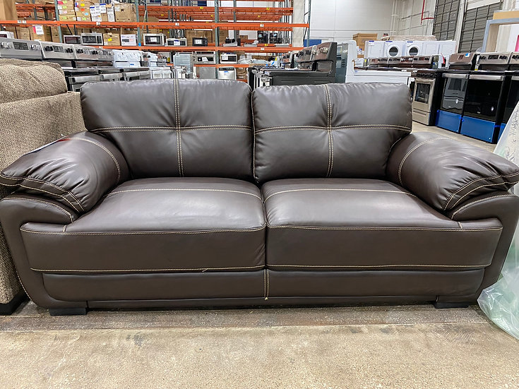 Coaster Zenon Brown Sofa- 51877