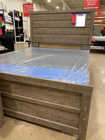 Ashley Culverbach King Panel Bed Frame