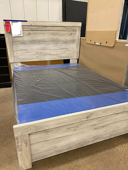 Ashley Bellaby Queen Panel Bed Frame