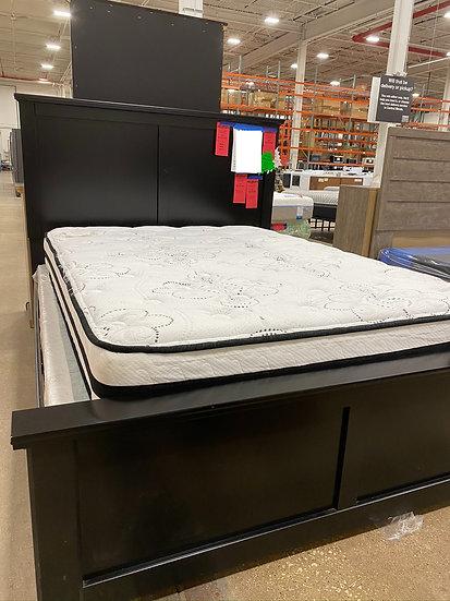 Ashley Maribel Queen Panel Bed Frame