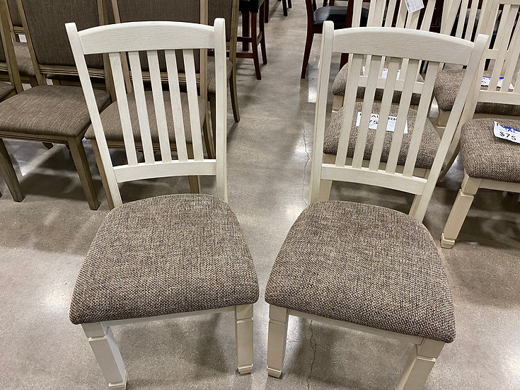 Ashley Side Chair- 46934 & 46930