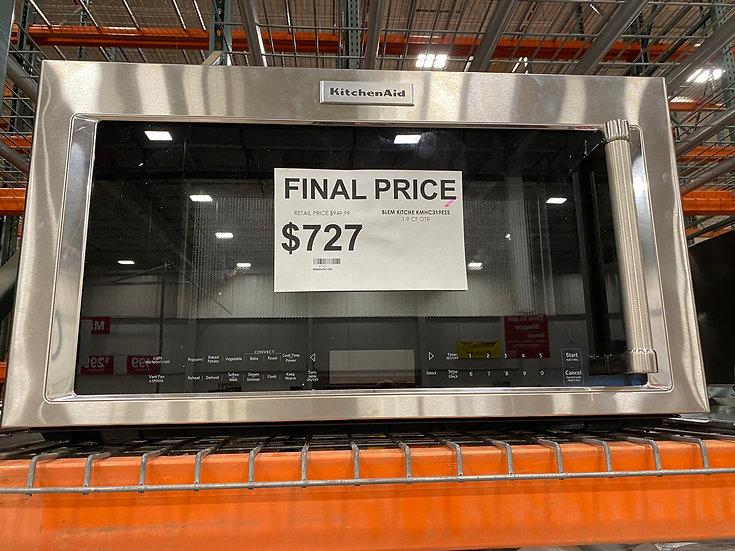 KitchenAid 1.9 CF OTR SS- 41312