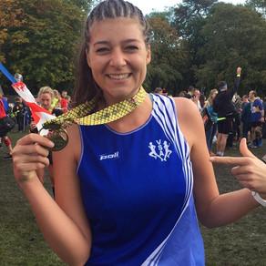 Week end chargé : AG du club, Gala des champions et Chloé au marathon du Loch Ness