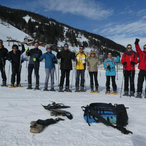 2019-02-21 Schneeschuh Angertal