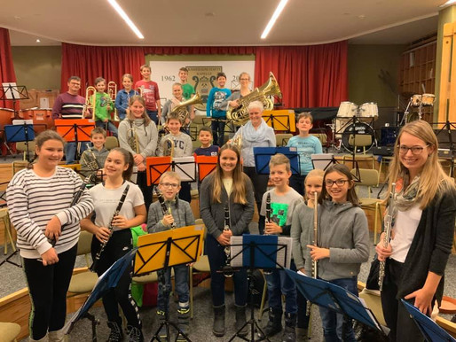 Konzert Jugendblasorchester