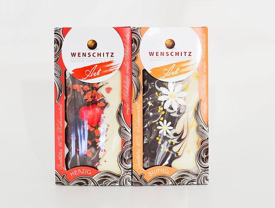 """""""Art""""- Schokolade vom Maitre Chocolatier Wenschitz"""
