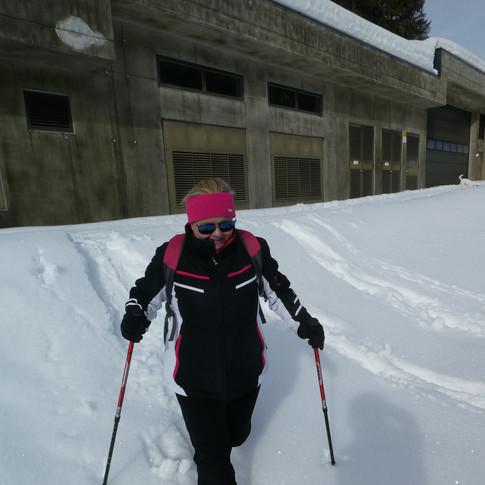 2019-02-07 Schneeschuh Angertal