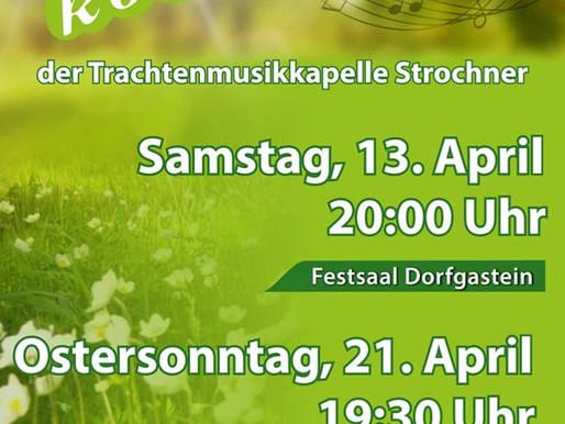 Frühlingskonzerte 2019