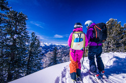 Belebende Momente im Schnee 2