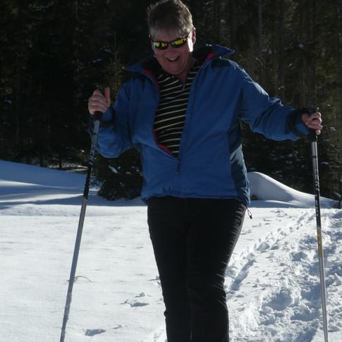 2019-02-14 Schneeschuh Angertal