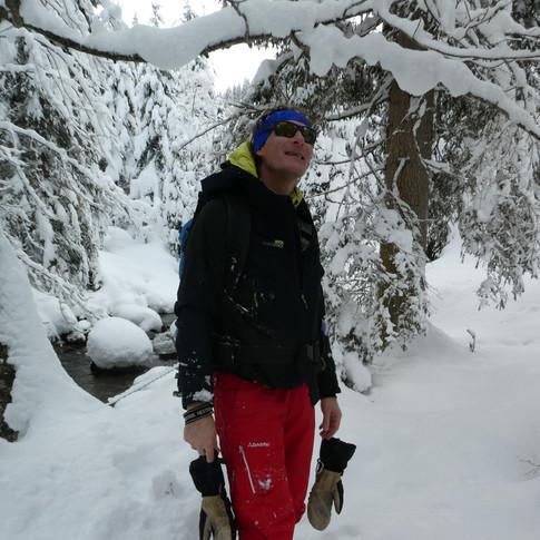 2019-01-18 Schneeschuh Angertal