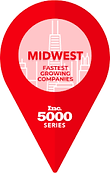 Inc. 5000 Midwest Logo