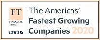 Financial Times Fastest Growing Companies Logo