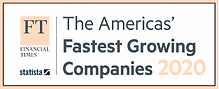 Financial Times Fastest Growing Companies Logo