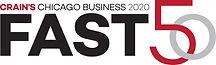 Crain's Fast 50 2020 logo