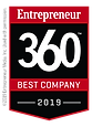 Entrepreneur360 Best Company Logo