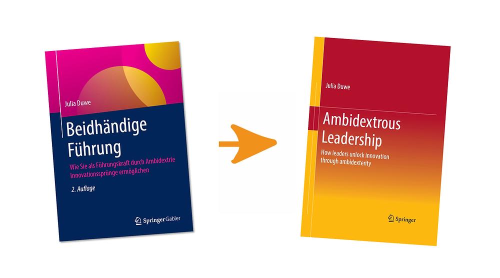Ambidextrous Leadership - Leadership handbook by Julia Duwe