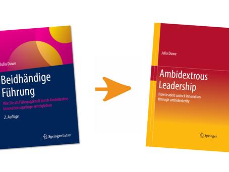 ENGLISH EDITION OF AMBIDEXTROUS LEADERSHIP
