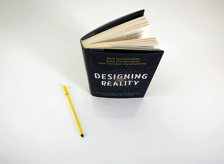 Great Books Part II: Designing Reality