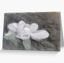 Southern Magnolia Card