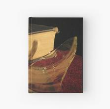 Broken Hardcover Journal