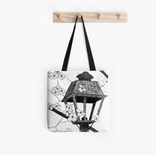 Narnia's Lamppost Tote Bag