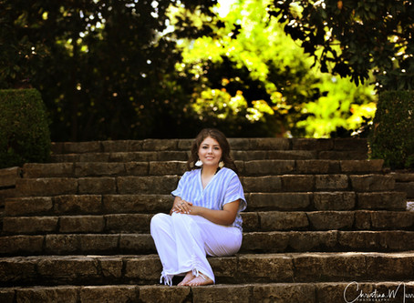 Senior Portraits - Not just any old Pix