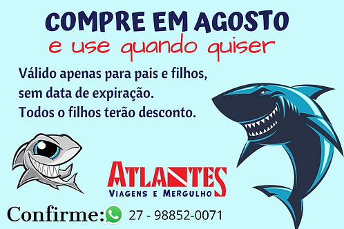 Dady Shark Atlantes