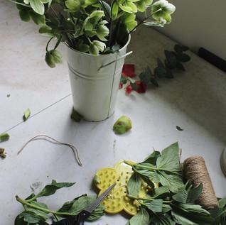 Flower workshop London