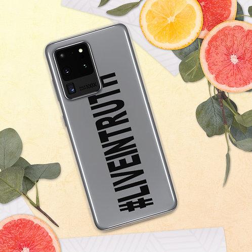 #LIVEINTRUTH Samsung Case