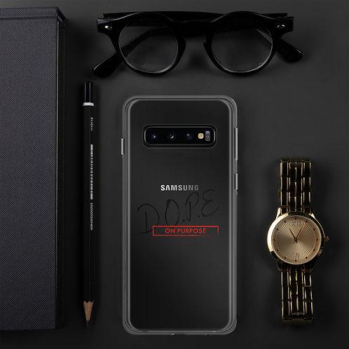 D.O.P.E on purpose Samsung Case