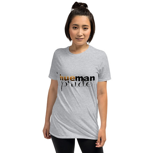 Short-Sleeve Hueman Pride Unisex T-Shirt