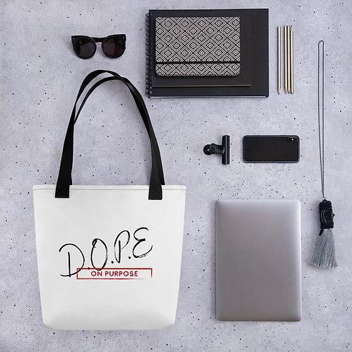 D.O.P.E. Tote bag